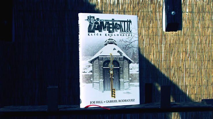 [Recenze]   Joe Hill & Gabriel Rodriguze - Zámek a klíč 4: Klíče království - Knižní kukátko