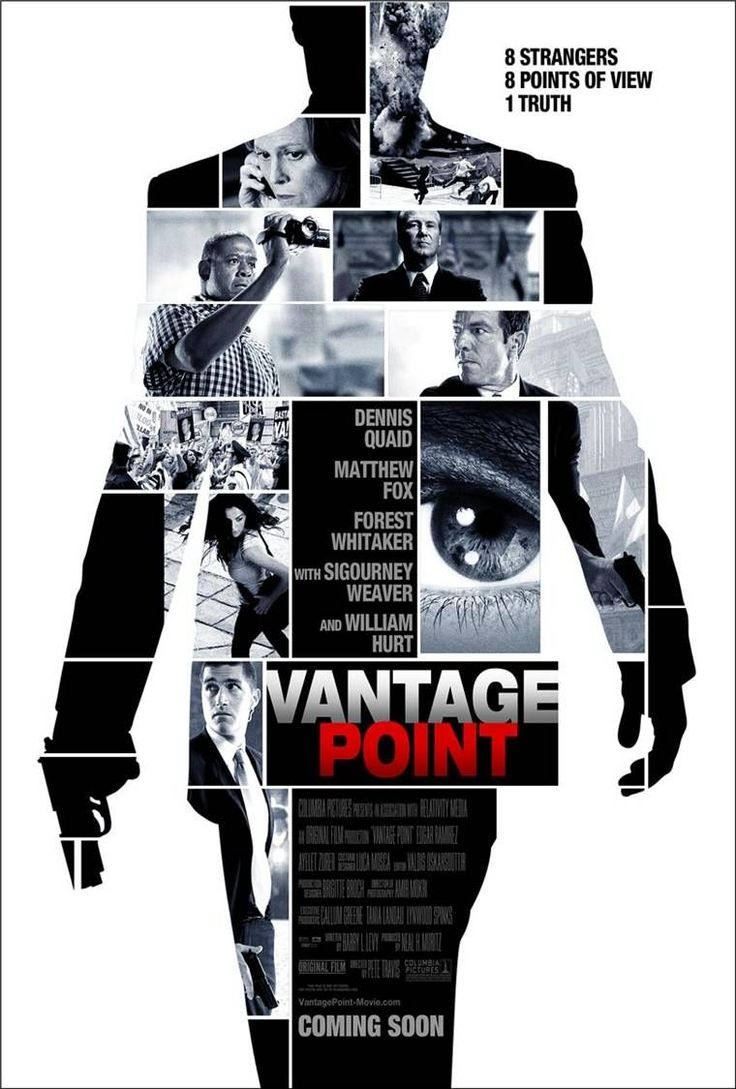 Vantage Point (2008) *Director Pete Travis *Writer Barry