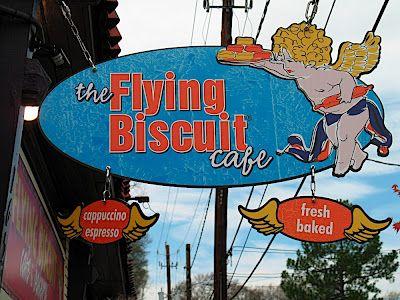 The Flying Biscuit (Atlanta, GA)
