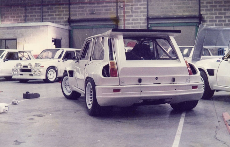R5 Turbo production