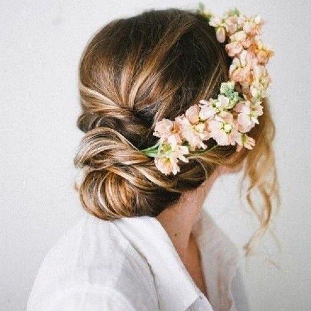 Preso com coroa de flores