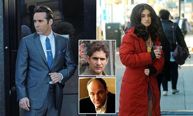 Filming Begins For The Sopranos Prequel The Many Saints Of Newark Sopranos Sopranos Cast Film