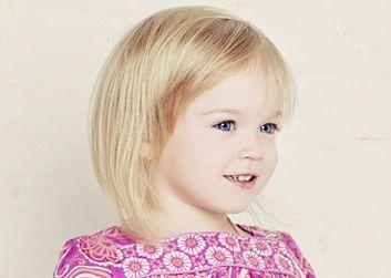 детские стрижки для девочек 2 года