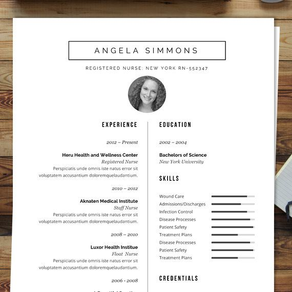 9 best Resume Templates from City Press images on Pinterest City - original resume templates
