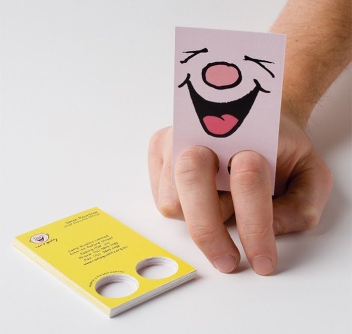 Showcase of Cool Hipster Business Card Designs