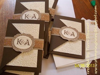 134 best images about cards-wedding invitations on pinterest, Wedding invitations