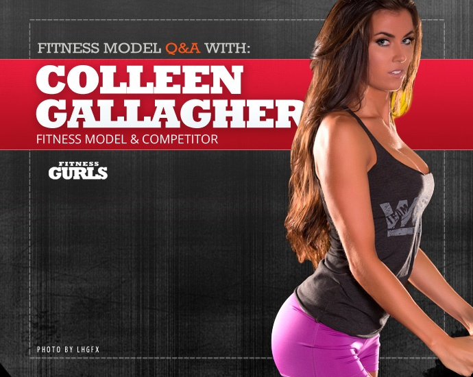 Colleen Gallagher: WBFF Bikini Pro Interview