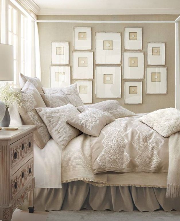 65 best images about decorating with khaki on pinterest for Neutral bedroom ideas pinterest