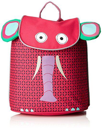 Lässig Wildlife Mini sac à dos Duffle Eléphant -Sac à dos enfants – pour la maternelle ou en excursion. EUR 28,32