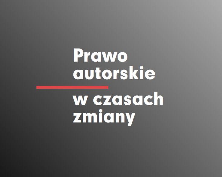 Mashup badania Centrum Cyfrowego Projekt: Polska o prawie autorskim