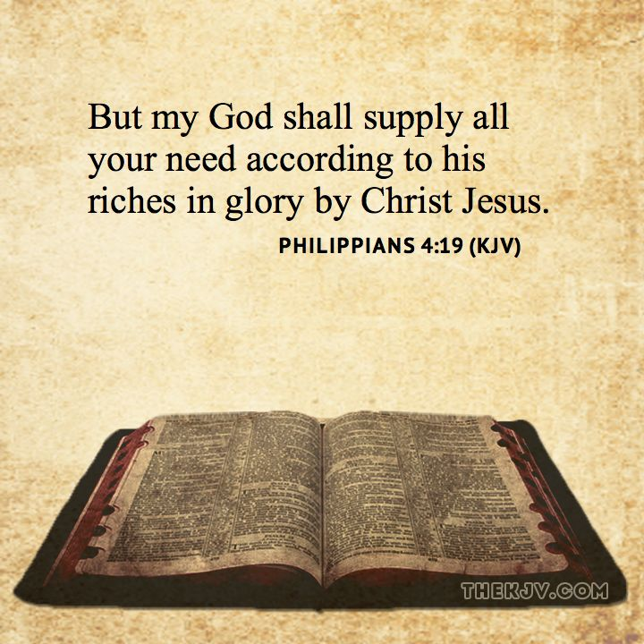 Riches in glory bible study