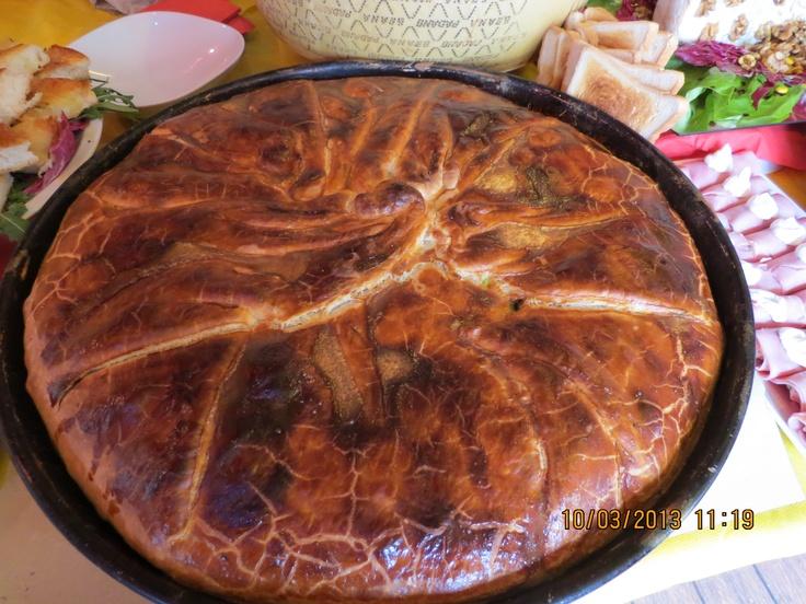 Pasqualina cake