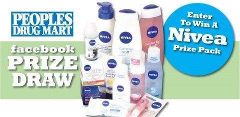 Win A Nivea Skin Care Prize Package