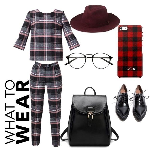 """Костюм Clare"" by verushkaclothes on Polyvore featuring мода, Jeffrey Campbell и Whistles"