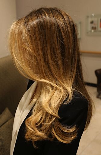 Box No. 216: beachy hair color. What a great website for color inspiration!