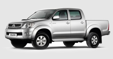 Our Toyota Hilux Pick-Up Truck features a double-cab and 4WD capabilities, with a manual transmission.     Reserve this vehicle at www.avis.com.jm.