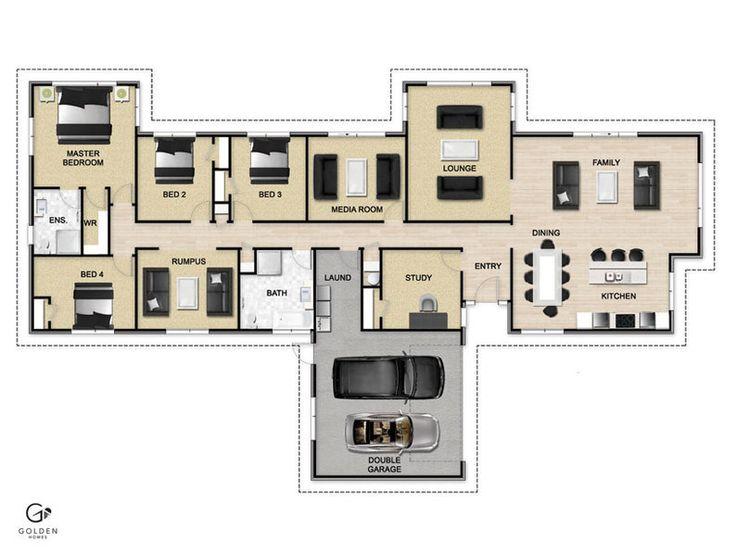 Enzo Floorplan #GoldenHomes