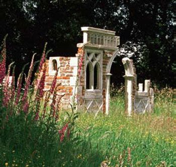179 best Folly Buildings Gardens images on Pinterest