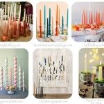 Velas Clasicas Taper Candles