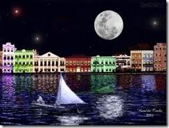 Recife - PE - Brazil Painting