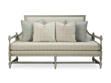 Shop For Schnadig Home Collections Settee 8550 070 D And Other Living Room Settees At Kanes Of