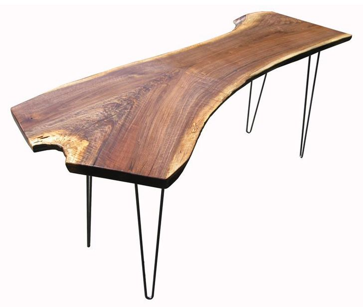 Best 25+ Tree trunk table ideas on Pinterest | Tree table ...