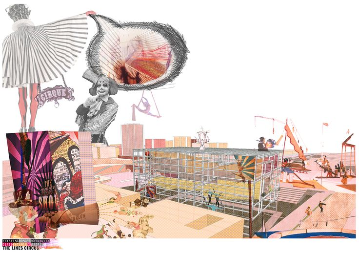 Proyecto Circo Estable Madrid -  Cristina Donate Rodríguez