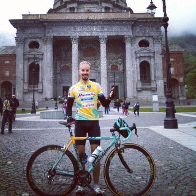 #oropa !!!! Viva il #giro d'Italia !!!!