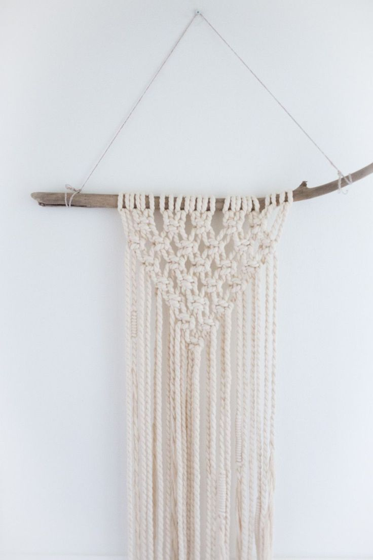25 Best Ideas About Macrame Wall Hanging Patterns On