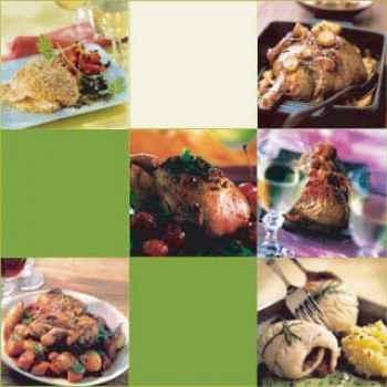 Jarret de porc aux lentilles vertes - Cuisine et Vins de France