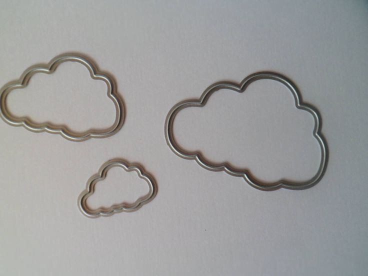 Excited to share the latest addition to my #etsy shop: Metal Die cuts, Clouds die cuts, cutting dies,  3 sizes Clouds die Cut for card making and scrapbooking, Clouds #kidscrafts #metaldiecuts #diyscrapbooking #cardmakingdie #cuttingdies #metalsdies #diecuts