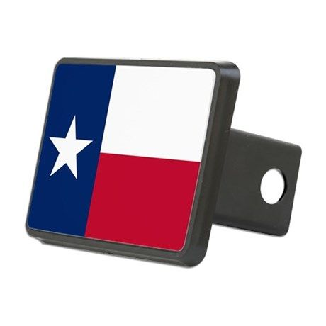 Texas: State Flag of Texas Hitch Cover on CafePress.com