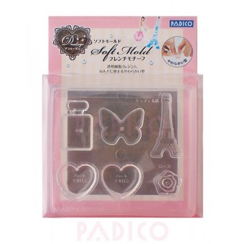 Padico French Motif Soft Mold