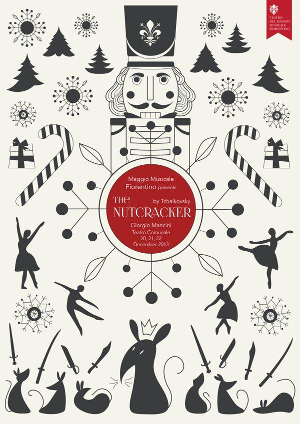 Nutcracker Poster on Behance