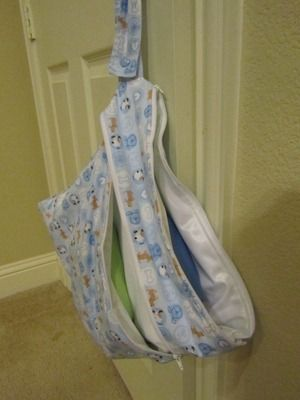Great wet/dry bag tutorial - Can't wait to get sewing!