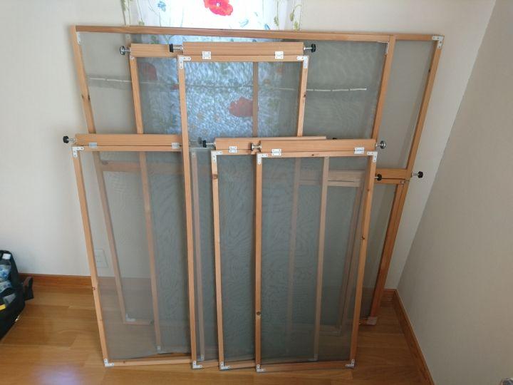 網戸を自作 Diy初心者でも簡単に木製の枠を作る方法 網戸 家 外観 シンプルモダン 家 外観 シンプル