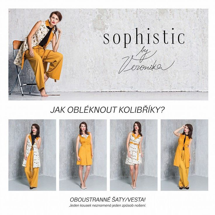 How it wear | Sophistic by Veronika | www.sophistic.cz
