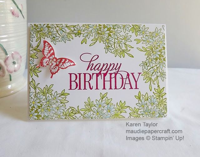 Stampin' Up! Awesomely Artistic
