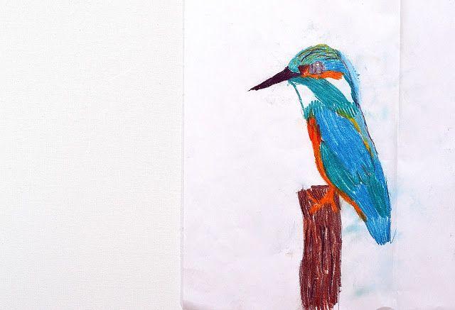 Jul & Joy!: The Kingfisher
