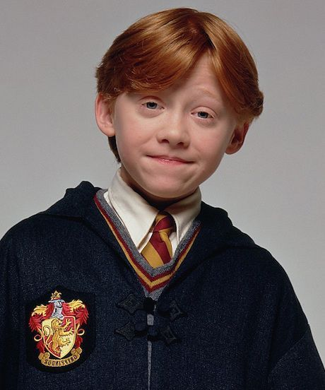 Ron Weasley Harry Potter Character | Ron Weasley might be J.K. Rowling's worst character, but there's a very important reason he couldn't be killed off. #refinery29 http://www.refinery29.com/2015/08/92530/ron-weasley-worst-harry-potter-character