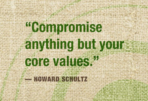 Starbucks CEO Howard Schultz Quotes: 7 Lessons for Business and Life - @Helen George #supersoulsunday