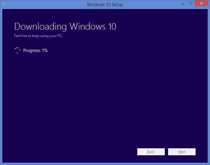 How to download & install Windows 10 without using WindowsUpdate *Want it now? Get it now!*