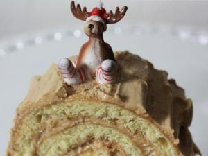 Bûche de Noël au café • Hellocoton.fr