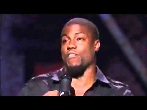 Kevin Hart afraid of ostriches - YouTube