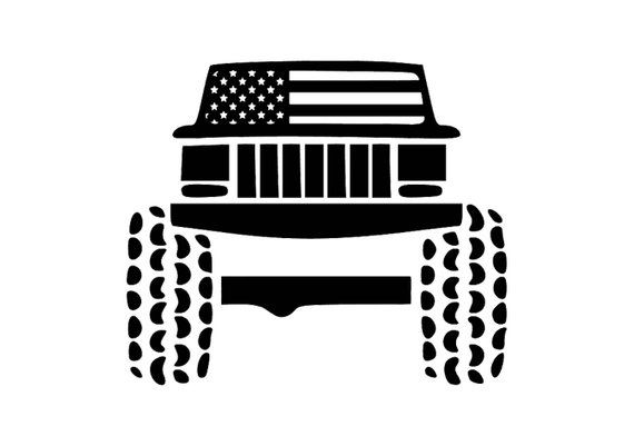 Vinyl Decal For Jeeps Car Decal Cherokee Decal Accessories For