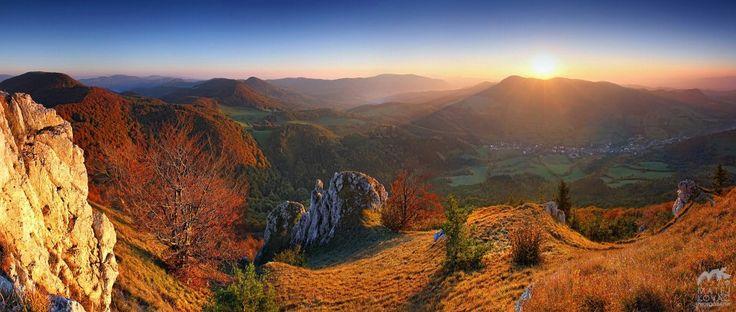 tichá Špania Dolina