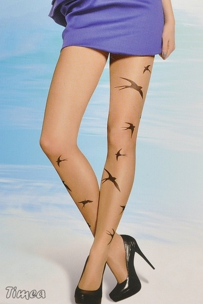 Punčocháče Gatta Missy Ann 04 - tělové s černým ptačím vzorem http://www.timea.cz/luxusnipuncochy/eshop/3-1-Puncochace/163-2-zobrazit-vse/5/1613-Puncochace-Gatta-Missy-Ann-04