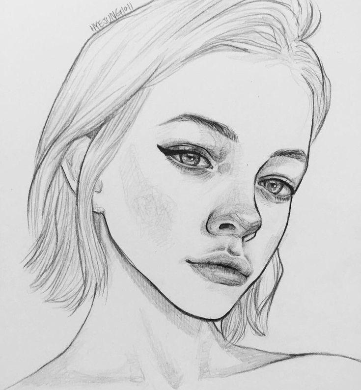Картинки для профессиональной срисовки
