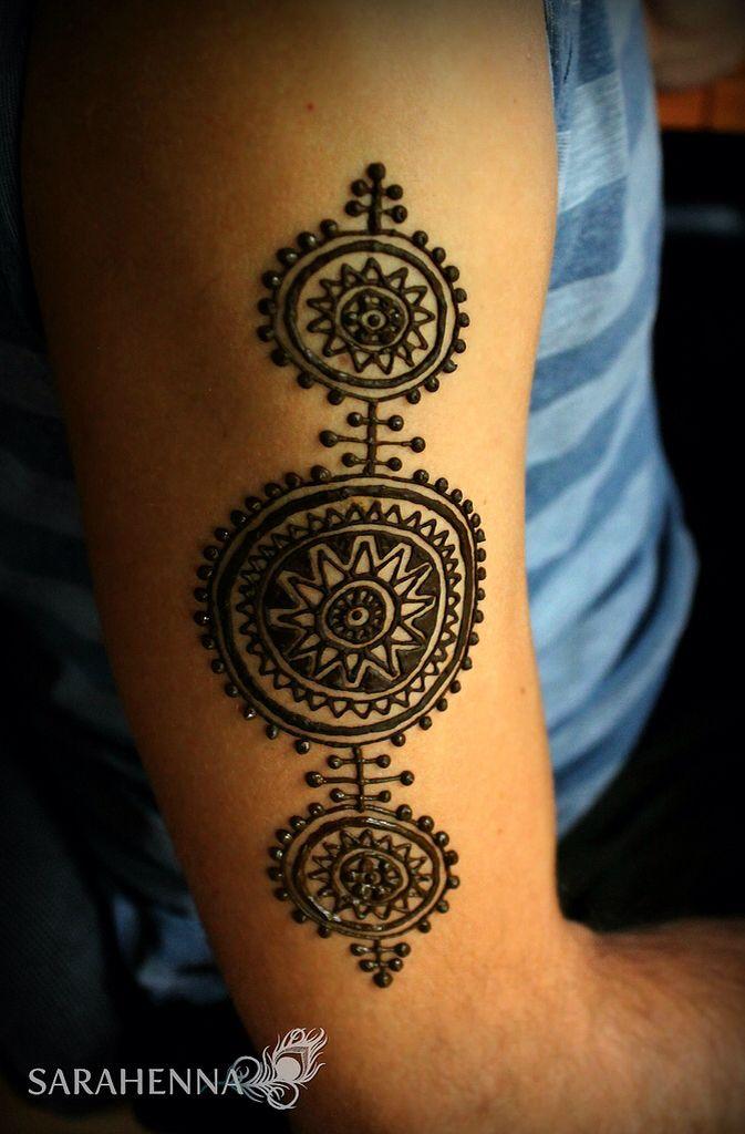 Tattoo Henna Designs Men