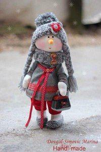 Забавные снеговички :) Идея для вдохновения  Автор: Марина Довгаль
